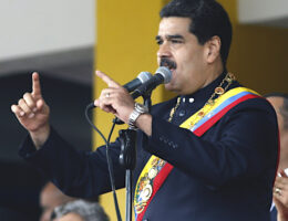 Venezuela's Maduro Meets With Democratic Socialists of America