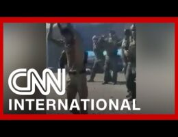 Video Emerges Showing The Taliban Executing 22 Afghan Special Forces After They Had Surrendered