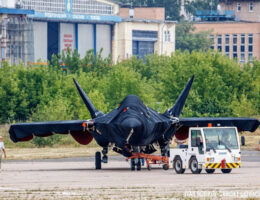 What Is The Purpose For Russia's New Stealth Fighter?
