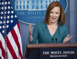 White House Press Secretary Psaki Says The US Will Be Keeping The Kabul Embassy Open Despite Fears For Staffer Safety
