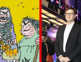 Wreck-it Ralph Writer Boards Netflix's Roald Dahl Series 'The Twits'