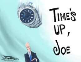 CODE RED: Time's Up Joe