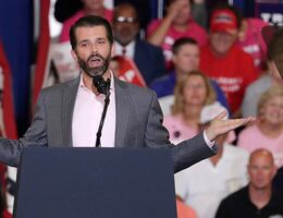 Donald Trump Jr. Calls Malarkey on Biden 'Retaliation Strike' Claim