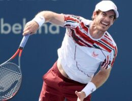 Players should get Covid jabs, says Andy Murray
