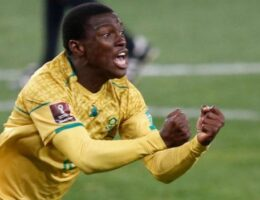 2022 World Cup: South Africa beat Ghana as Mali frustrated in Uganda