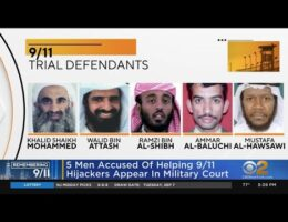 9/11 Mastermind Khalid Sheikh Mohammed With Four Other Guantanamo Bay Detainees Have Their First Court Appearance In 500 Days