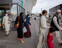 Afghan refugee with fiancee trapped in Middle East hopes to bring her to UK