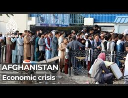 Afghanistan's Banking Crisis Gets Worse (Video)