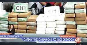 Allende, Nuevo León: Authorities Discover 100 Kilos In A Raid