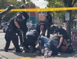 Antifa Member Charged in Shooting of Anti-Vaccine Mandate Protester