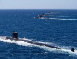 Australia Scraps $90 Billion Program To Build 12 French-Designed Submarines. Will Build U.S.-U.K. Nuclear Configured Subs Instead