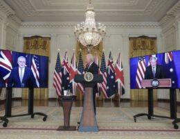 Australia signs up to the Anglosphere