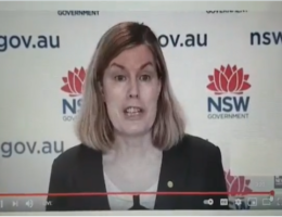 Australian COVID Restrictions Get More Draconian as Health Officer Mentions 'New World Order'