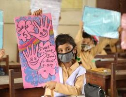 Back to School: The Citizens Foundation Students and Staff Return to the Classroom After COVID Lockdowns in Pakistan