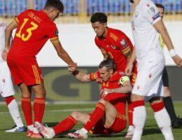 Belarus 2-3 Wales: Gareth Bale scores hat-trick in World Cup qualifier