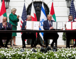 Bennett: Abraham Accords opened new chapter in Middle East peace