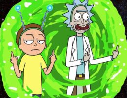 Best Shows Like Rick and Morty on Netflix Right Now