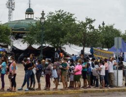 Biden DOJ Seeks to Maintain Border Officials' Power to Turn Back Asylum Seekers