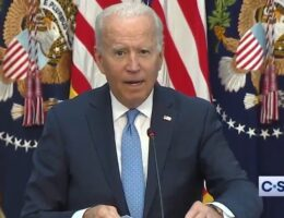 "Biden Says He Has ""Great Confidence in Milley"" as Handlers Shoo Away Reporters (VIDEO)"
