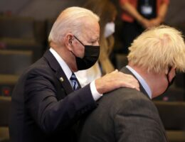 Biden Staff Loses It, Even Cutting off Boris Johnson, to Stop Reporters From Asking Joe Any Questions
