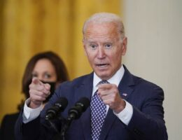 Biden to Go Back on Vacation, as Even His Own People Are Horrified Americans Left Behind