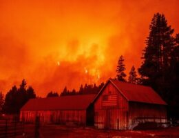 Biden to Survey Wildfire Damage, Make Case for Spending Plan