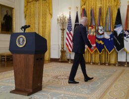 Biden's Bungling of the Gold Star Families of Afghanistan Service Members Can't Be Covered Up