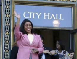Bizarre Six-Minute Video of London Breed Explaining Mask Mandate Violation Makes Her Look Even Worse