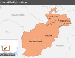 Border Tensions Rise Between Afghanistan And Tajikistan