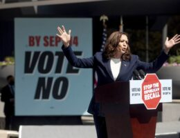 CA Democrats Change Direct Democracy When They Are the Ones Under Threat