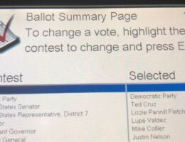 CA RECALL: So It Begins: Woodland Hills Voters Report Trouble Casting Ballots