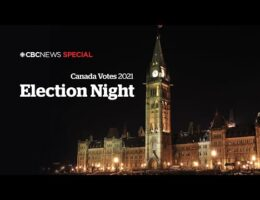 Canadians Re-Elect Justin Trudeau's Liberal Party To Form A Minority Government