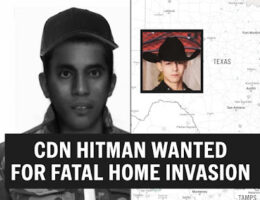 CDN Tropa Del Infierno Hitman Wanted In Fatal Home Invasion In Texas