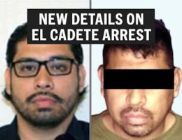 CDN's El Cadete Officially Indicted, New Photo Released