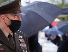 Chairman Of The US Joint Chiefs Of Staff General Milley Has A History Of Going Rogue