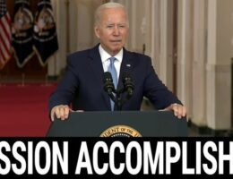 'Child Brides' Arrive in US Because of Joe Biden's Chaotic Evacuation From Afghanistan