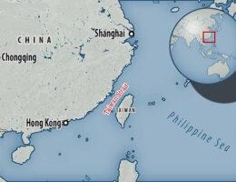 China Condemns UK Warship Making Rare Transit Through The Taiwan Strait