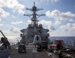 China Launches Naval And Air Drills Targeting Taiwan