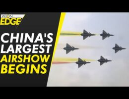 China Showcases Homegrown Warplanes, Combat Drones And Space Tech At Zhuhai Air Show