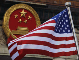 China, US In Talks On Military Relations
