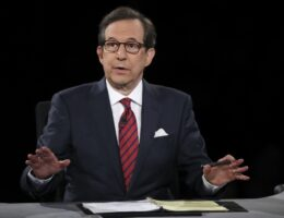 Chris Wallace Hawks New Book, Trashes Trumpers on Colbert's Show: 'I Don't Want to Hear Their Crap'