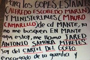 Ciudad Victoria, Tamaulipas: The Dismembered Corpse Of Jared Antonio Found