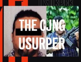 CJNG's El Pantera Arrested in Campeche