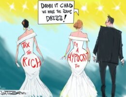 CODE RED: If You Could Tax Stupidity. AOC at the Met Gala