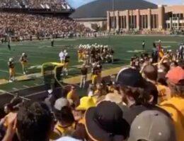 """College Football Fans Chant """"F*ck Joe Biden!"""" Third Week in a Row (VIDEO)"""