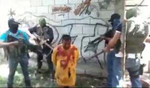 Comitán de Domínguez, Chiapas: An Armed Criminal Cell Interrogates An Enemy