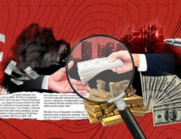 Corruption at Every Stage: Legal Actors Meet Criminal Networks