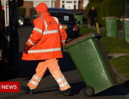 Councils hit by bin collection delays due to driver shortage