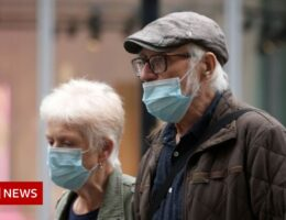 Covid: Booster jabs for over-50s expected to be announced