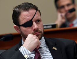 Dan Crenshaw Threw Back the Curtain on Bernie Sanders's Climate Alarmism and Exposed It for What It Is